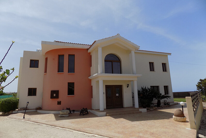 4 bed villa for rent with private pool & sea views Akamas - St. Geroge_14
