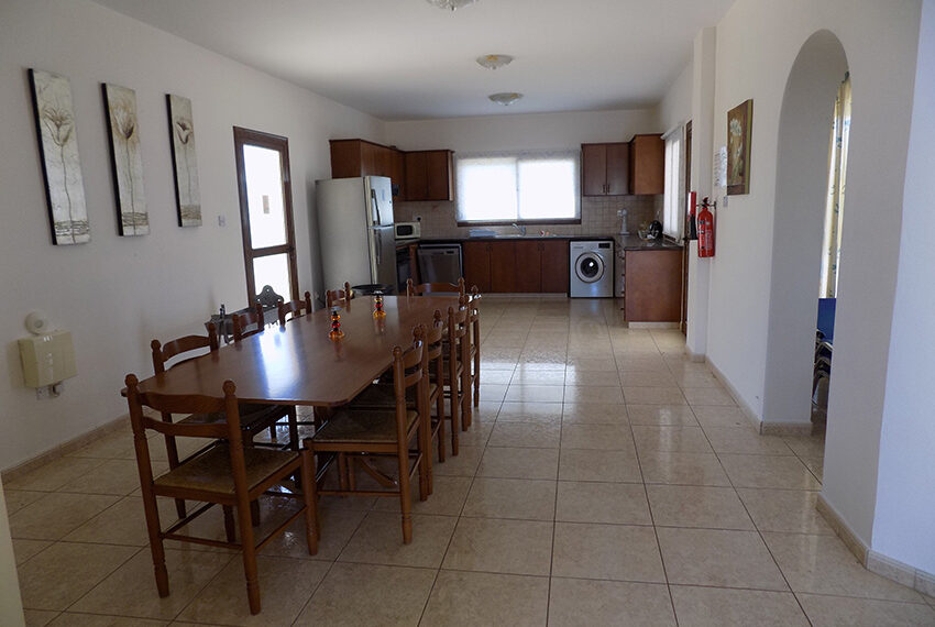 4 bed villa for rent with private pool & sea views Akamas - St. Geroge_18