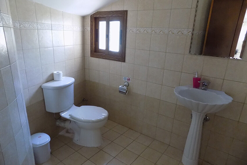 4 bed villa for rent with private pool & sea views Akamas - St. Geroge_19