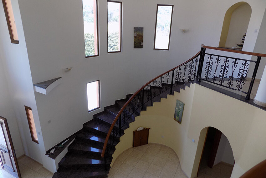 4 bed villa for rent with private pool & sea views Akamas - St. Geroge_23