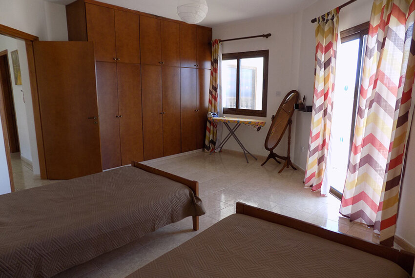 4 bed villa for rent with private pool & sea views Akamas - St. Geroge_32