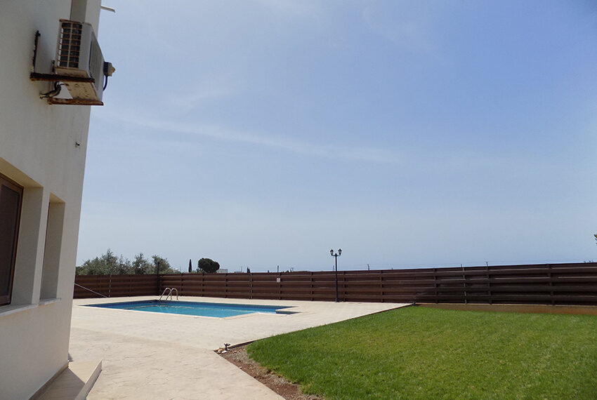 4 bed villa for rent with private pool & sea views Akamas - St. Geroge_44
