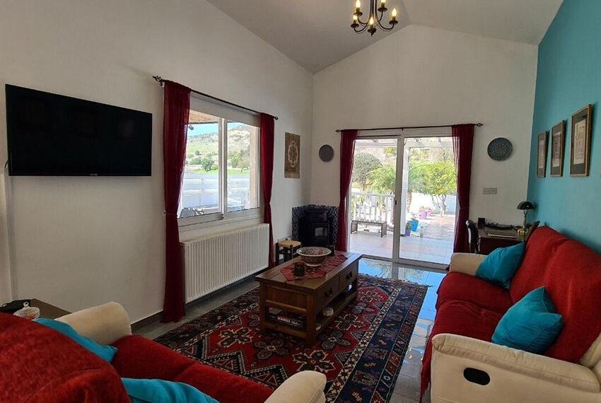 3 bedroom bungalow for sale Akoursos Paphos district_12