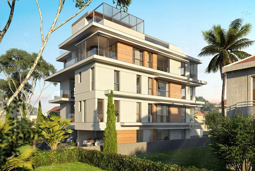 Modern 2 level apartment for sale Limassol Kolonaki area_1