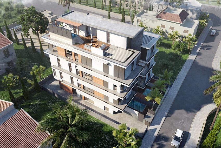 Modern 2 level apartment for sale Limassol Kolonaki area_2