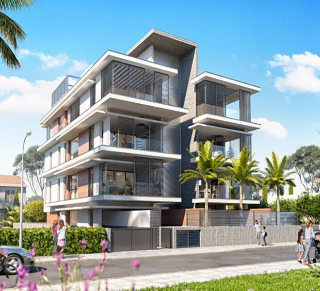 Modern 2 level apartment for sale Limassol Kolonaki area