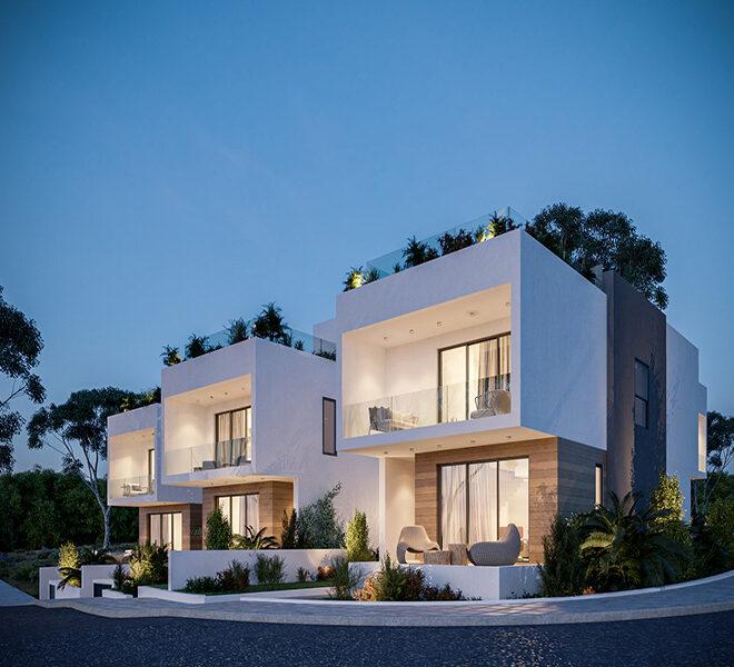 Modern 3 bedroom villa for sale in Anavargos Paphos Cyprus
