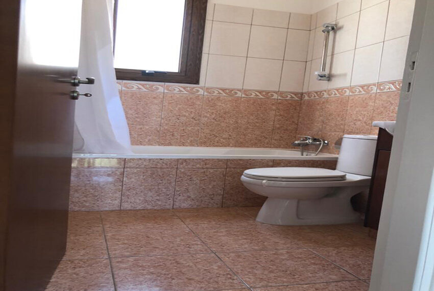 House for rent with central heating in Tsada village_8