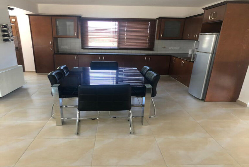 House for rent with central heating in Tsada village_11