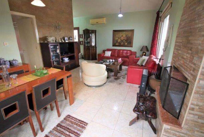Bungalow for sale with private pool and sea views in Tala _18