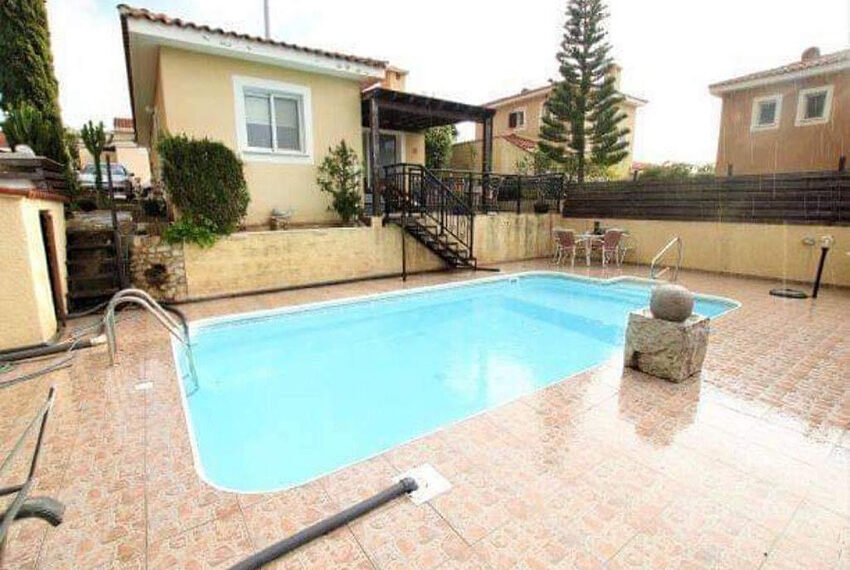 Bungalow for sale with private pool and sea views in Tala _20