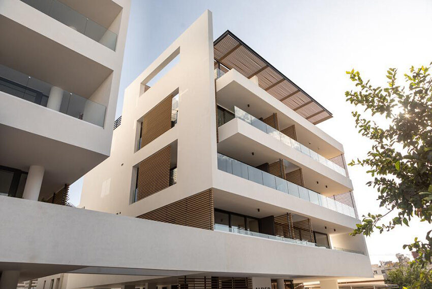 Penthouse for sale with private pool and roof terrace Limassol_5