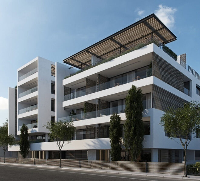 Penthouse for sale with private pool and roof terrace Limassol