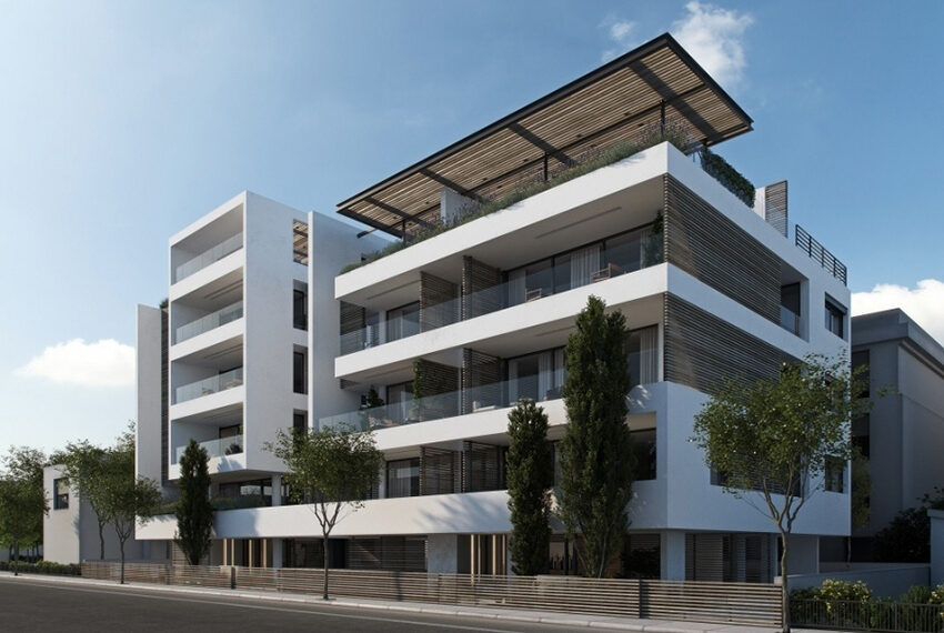 Penthouse for sale with private pool and roof terrace Limassol_11