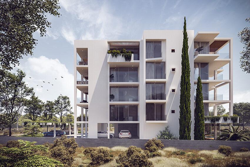Luxury apartments for sale near sandy beach Paphos _4