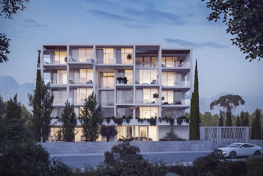 Luxury apartments for sale near sandy beach Paphos _6