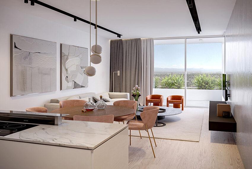 Luxury apartments for sale near sandy beach Paphos _7
