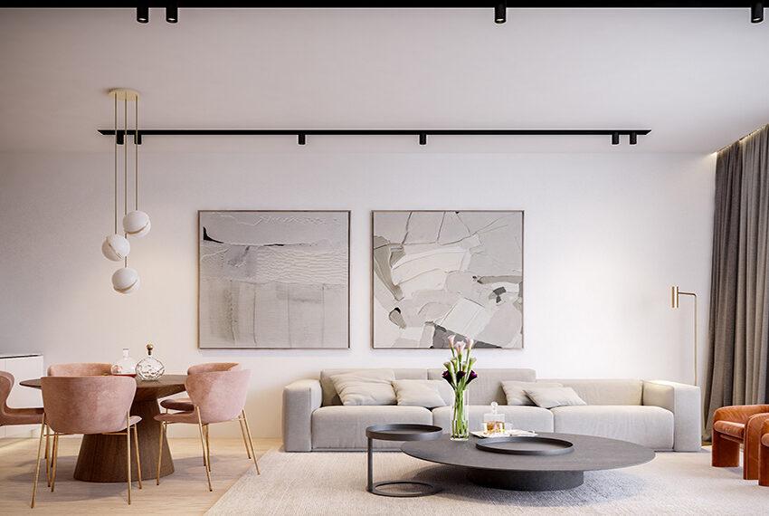 Luxury apartments for sale near sandy beach Paphos _9