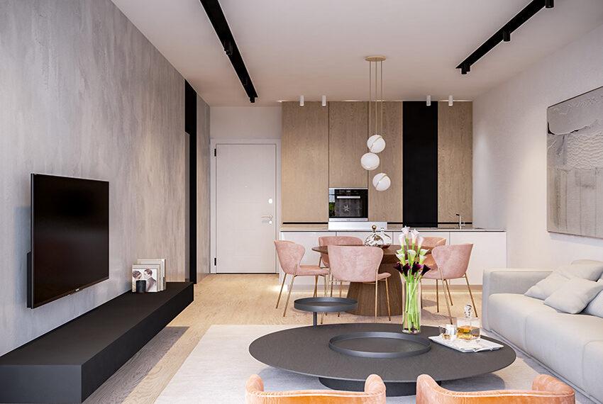 Luxury apartments for sale near sandy beach Paphos _10