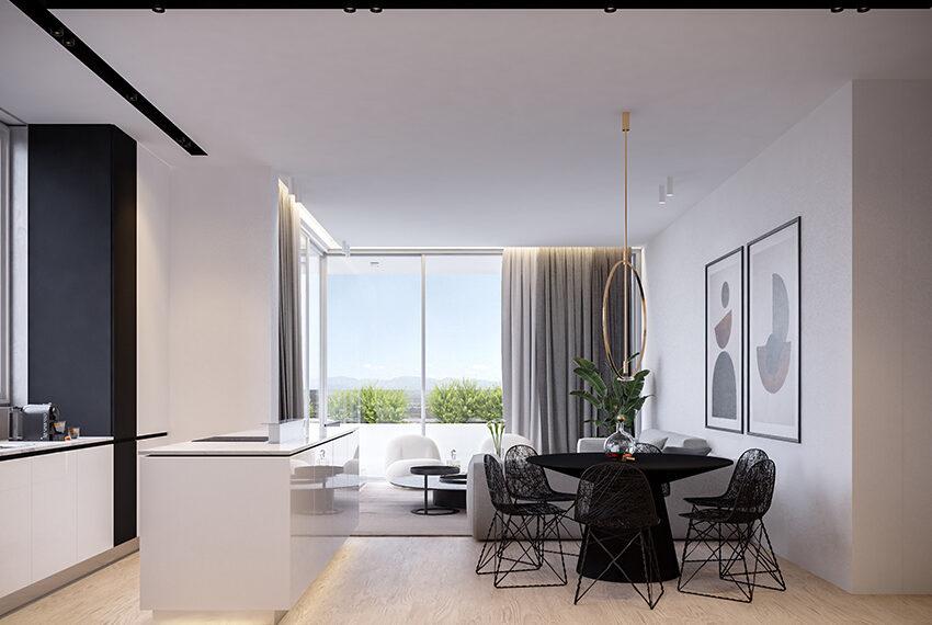 Luxury apartments for sale near sandy beach Paphos _11
