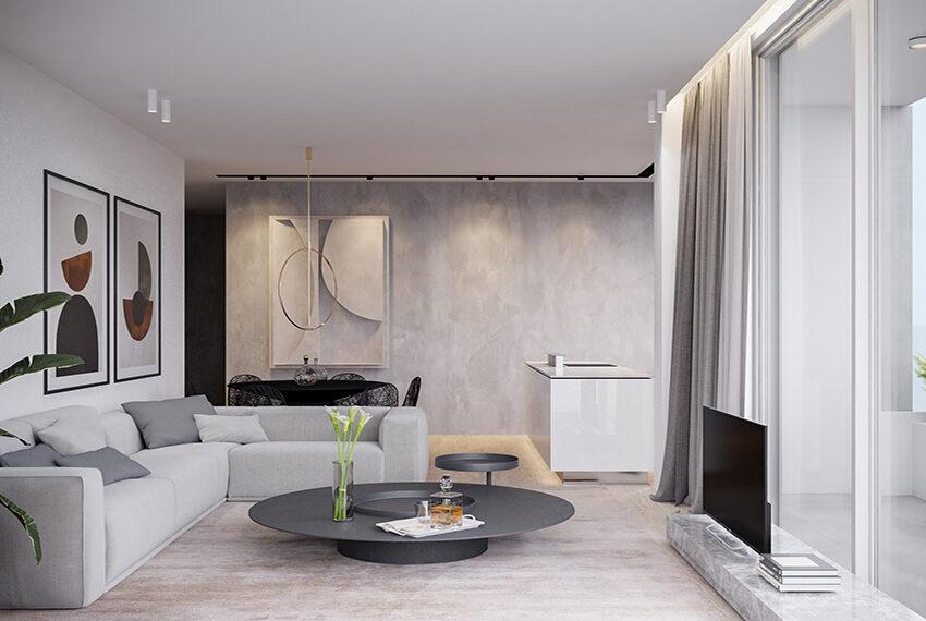 Luxury apartments for sale near sandy beach Paphos _14