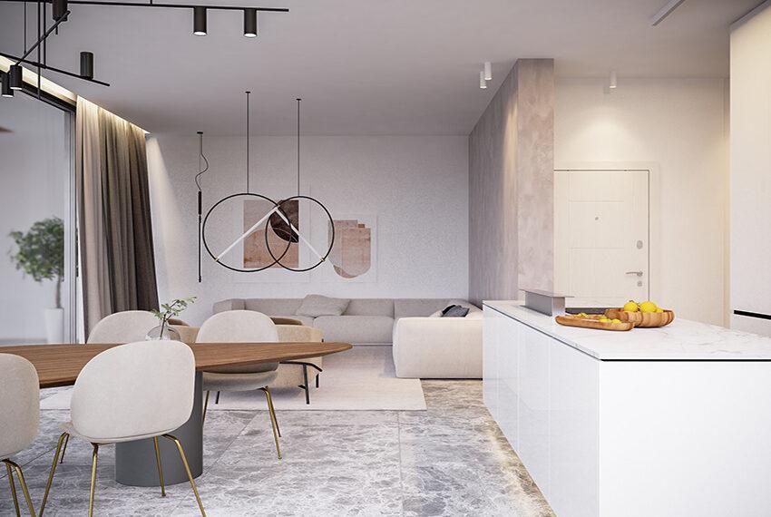Luxury apartments for sale near sandy beach Paphos _15
