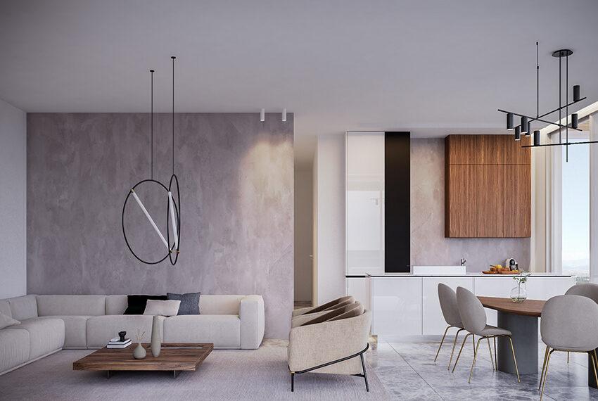 Luxury apartments for sale near sandy beach Paphos _16