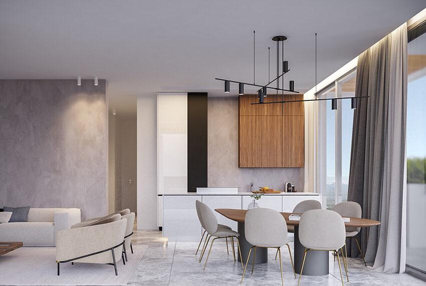 Luxury apartments for sale near sandy beach Paphos _17