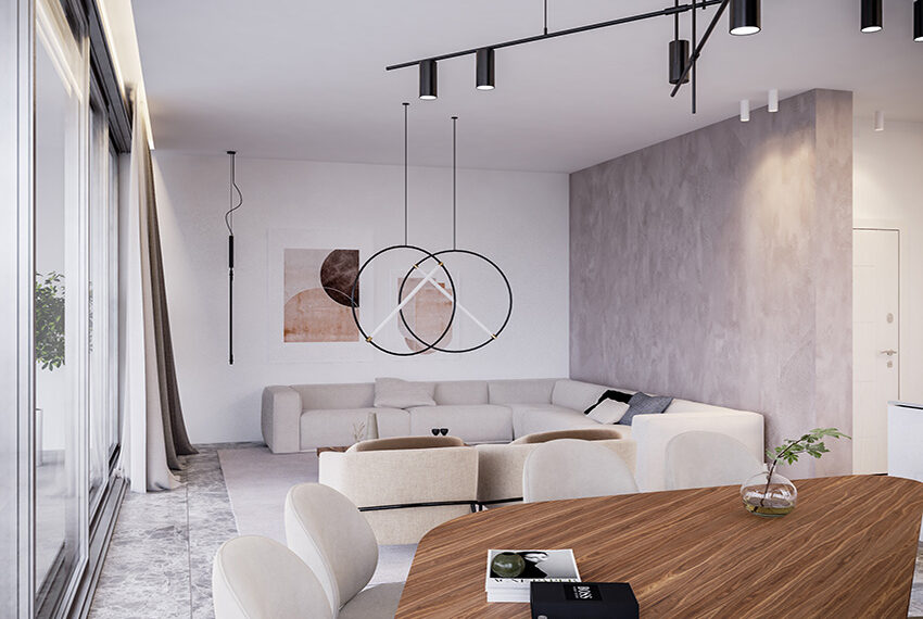 Luxury apartments for sale near sandy beach Paphos _18