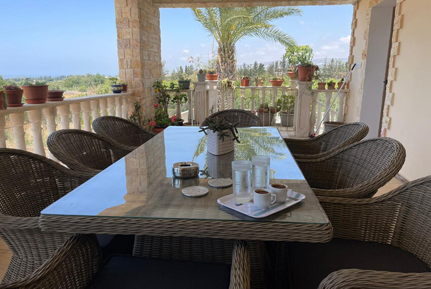 Luxury 6 bed house for rent with private pool & sea views Emba_1