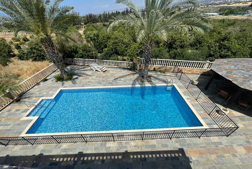 Luxury 6 bed house for rent with private pool & sea views Emba_5