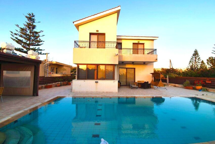 House for rent with private pool in Emba village_7
