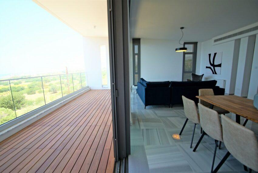 Modern 4 bedroom 4 bathroom villa for rent Chloraka_2