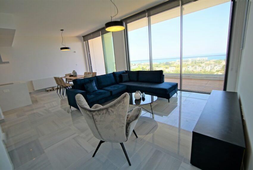 Modern 4 bedroom 4 bathroom villa for rent Chloraka_8