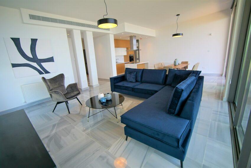 Modern 4 bedroom 4 bathroom villa for rent Chloraka_9