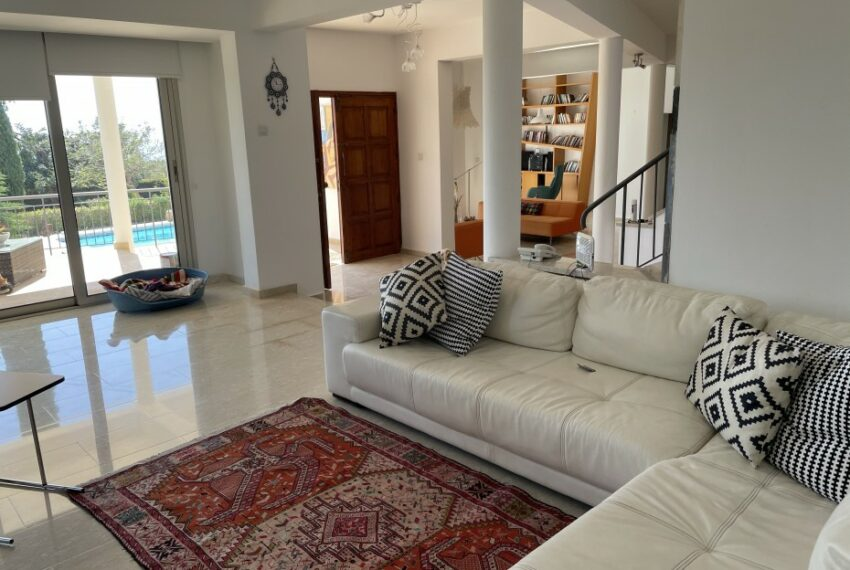 For rent villa with private swimming pool in lower Tala _18