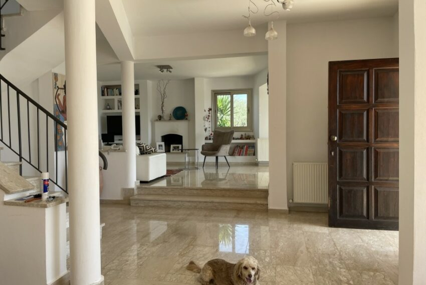 For rent villa with private swimming pool in lower Tala _21