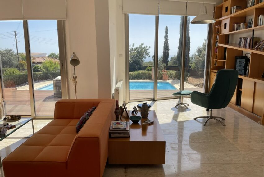 For rent villa with private swimming pool in lower Tala _22