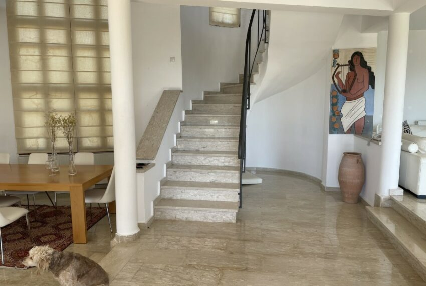 For rent villa with private swimming pool in lower Tala _25