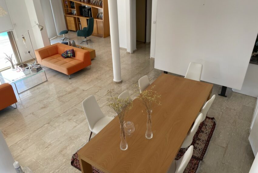For rent villa with private swimming pool in lower Tala _26