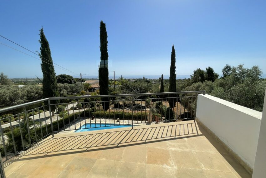 For rent villa with private swimming pool in lower Tala _30