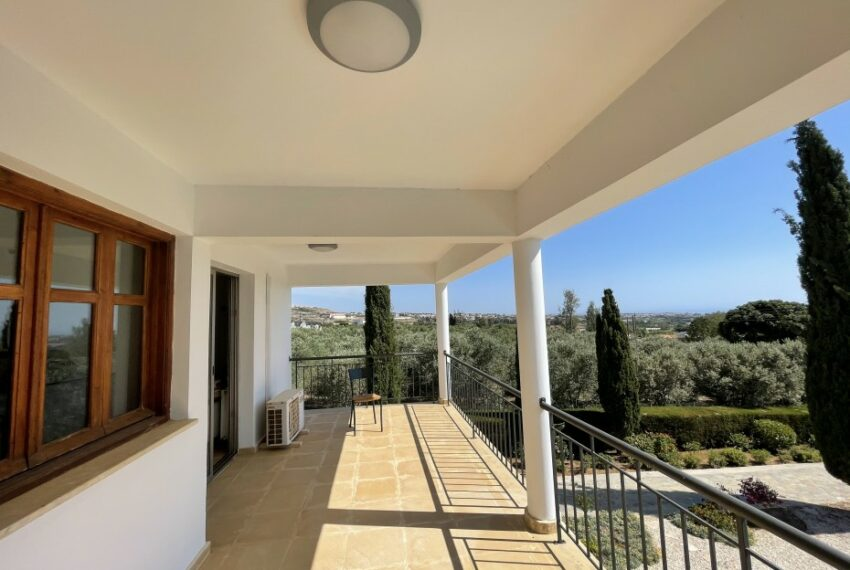 For rent villa with private swimming pool in lower Tala _33