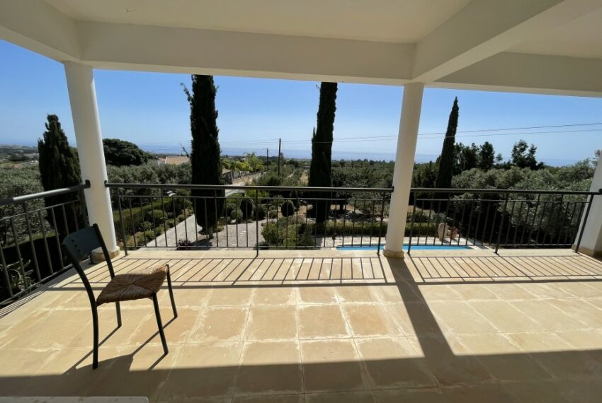 For rent villa with private swimming pool in lower Tala _35
