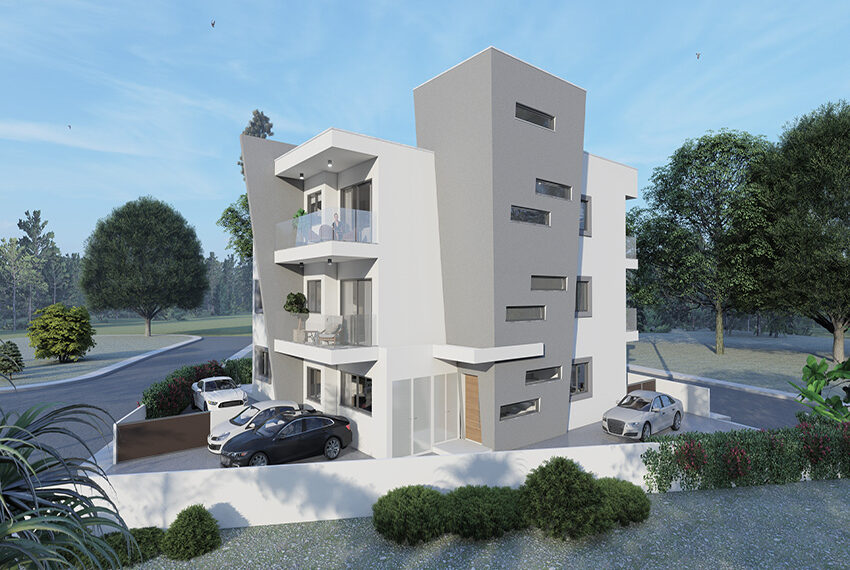 For sale new 3 bedroom apartment in Pano Paphos_1