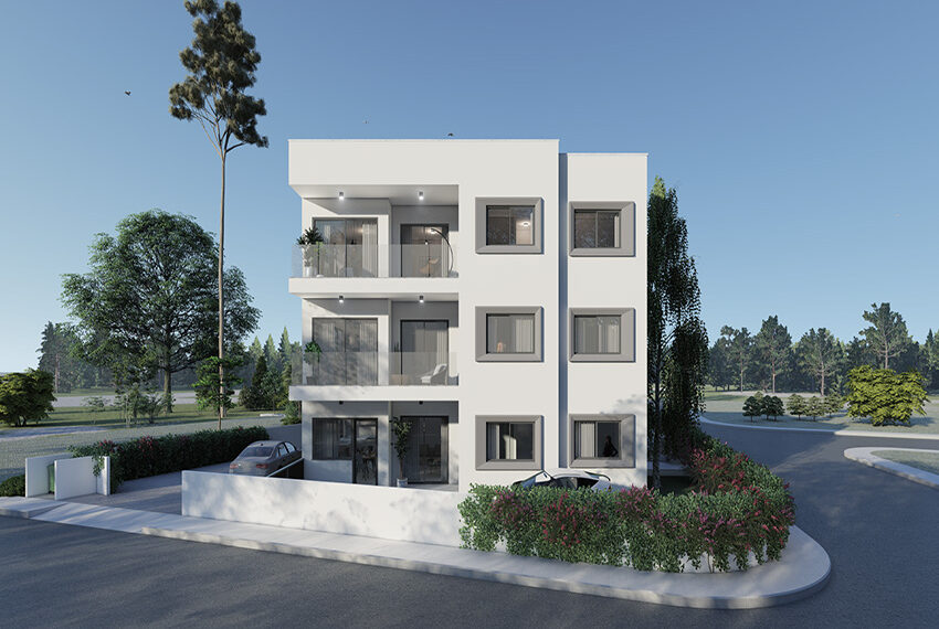 For sale new 3 bedroom apartment in Pano Paphos_3