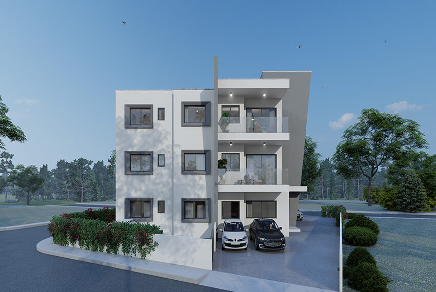 For sale new 3 bedroom apartment in Pano Paphos_5