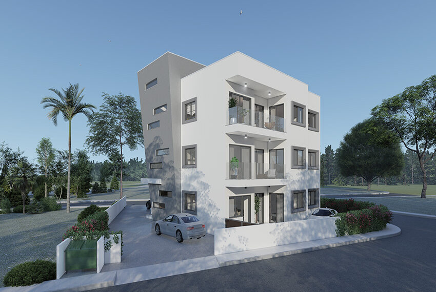 For sale new 3 bedroom apartment in Pano Paphos_8