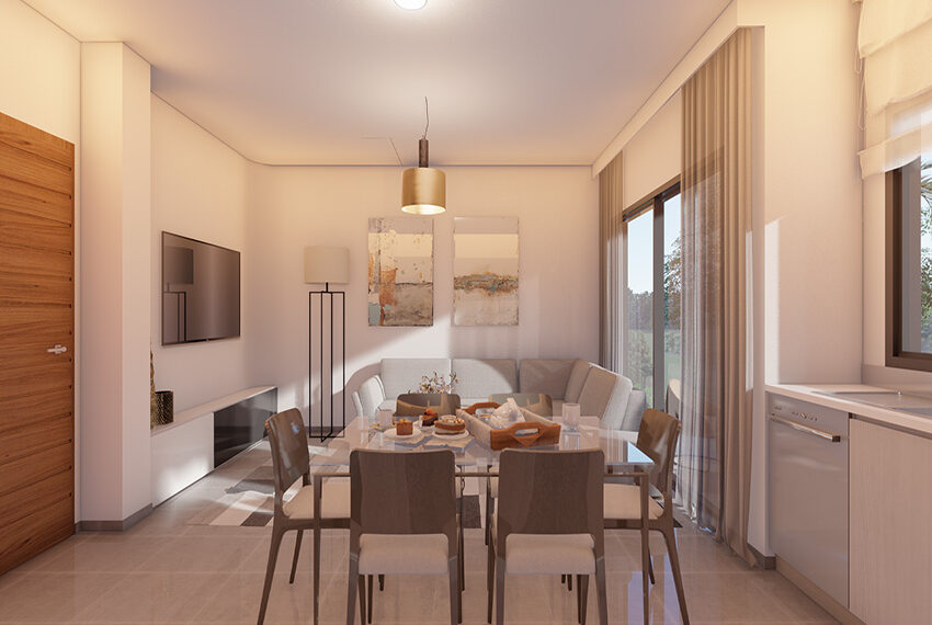 For sale new 3 bedroom apartment in Pano Paphos_17