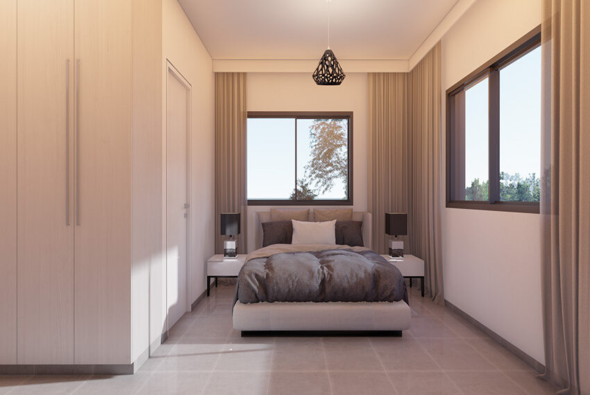 For sale new 3 bedroom apartment in Pano Paphos_19