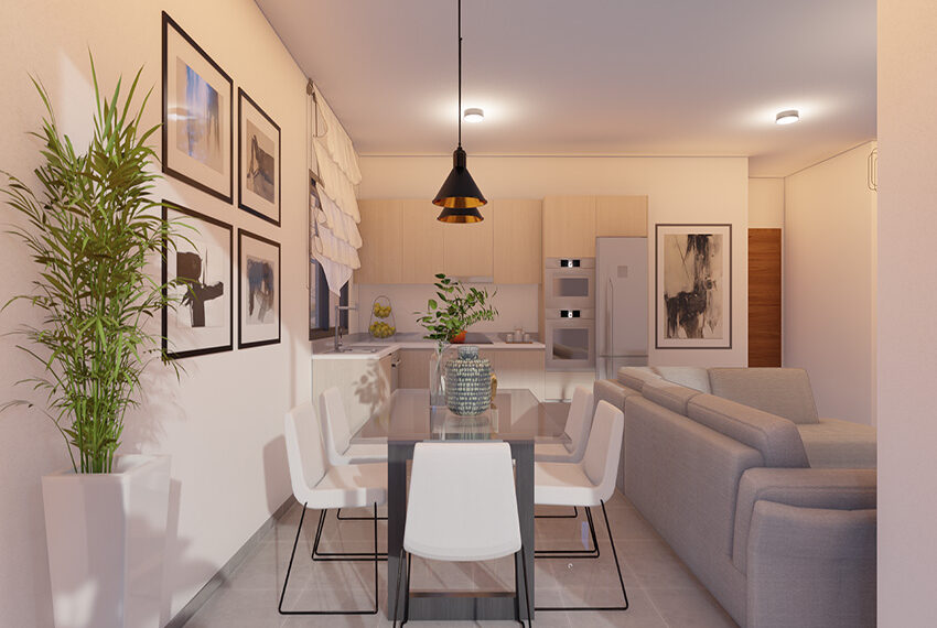For sale new 3 bedroom apartment in Pano Paphos_22